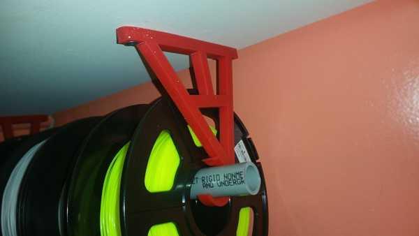 Filament Askısı Standı Tutucu Holder Aparatı Aksesuar