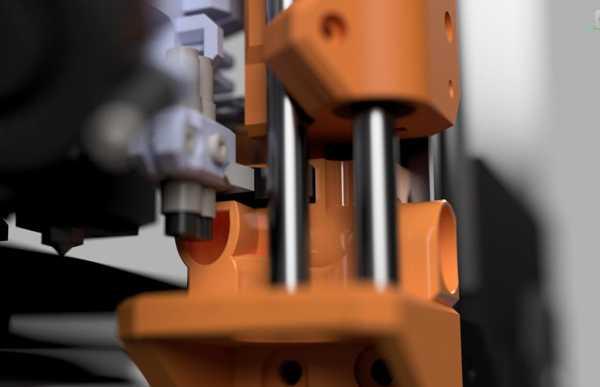 Bear Mk2 (S) /Mk2.5/Mk3 Bondtech Upgrade İçin Pinda Soğutucu Plastik Aparat