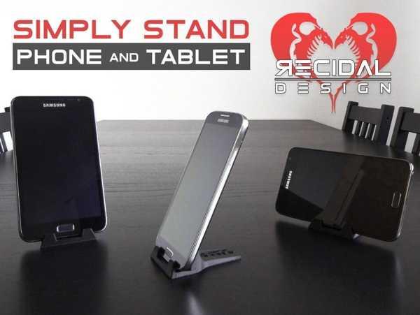 Masaüstü Telefon Tablet Tutucu Dekoratif Biblo Stand Aksesuar