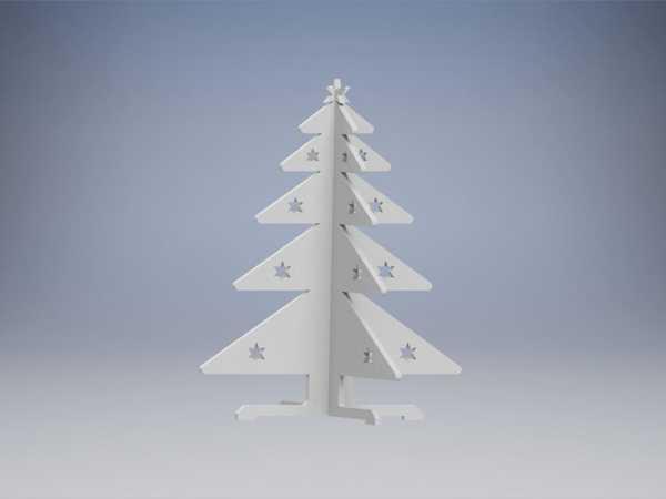 Noel Ağacı Plastik Aparat