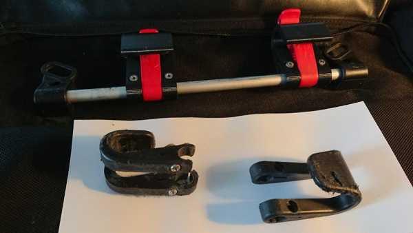 Abus Urbanite Bike Commuting Laptop-Pannier Yedek Kanca Aparatı