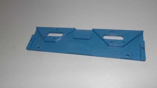 Prusa İ3 Hephestos Lm8Uu Baz 4 Lm8Uu İçin Yükseltme Plastik Aparat