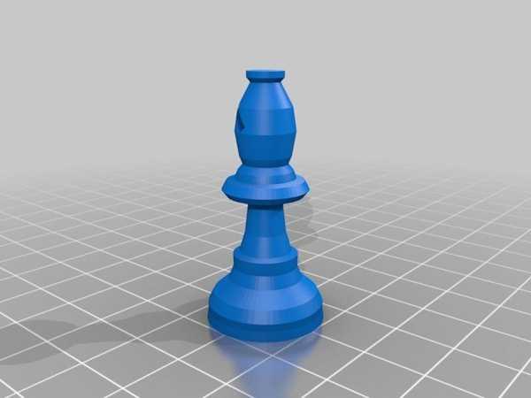 Toptan Satranç Parçalarını Değiştirme (Sadece Stls Den Daha Fazla Öğretici Ve Bu Da Çoğunlukla Rotasyonel Olarak Simetrik Bir Şey İçin Çalışır) Plastik Aparat