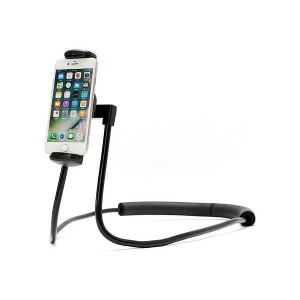 Boyun Askılı Telefon Tutucu Ergonomik Kullanım Boyunluk