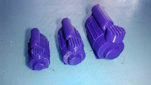 Ölçek 1/10 Kompresör Plastik Aparat