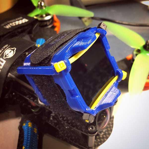 özel GoPro Session mount / ND filtre sürümü / by mg_EARL