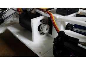RC Araba Motor Pinyon Jeneratörü / Özelleştirici  Organik Plastik