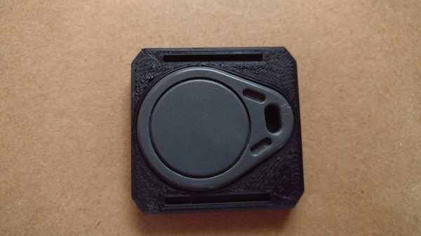 RFID / NFC Anahtar bileklik Tutucu Dekoratif Aksesuar Aparat