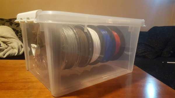 Toptan Filament Depolama Çözümü (Smartstorage, Rusta, Ica) Plastik Aparat