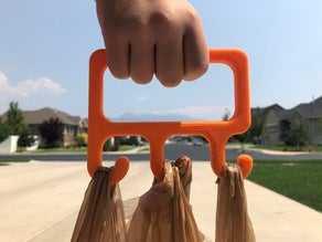 Poşet Taşıyıcı El Parmak Ağrıtmayan Aparat  Market Alışveriş