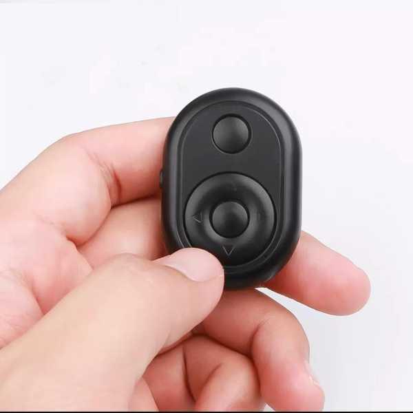 Selfie Kumandası Bluetoothlu Her Telefona Uyumludur