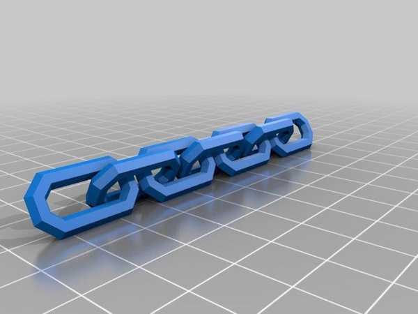 7 Bağlantı Zinciri Plastik Aparat