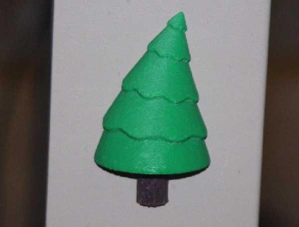 Toptan Noel Ağacı Buzdolabı Mıknatısı Plastik Aparat