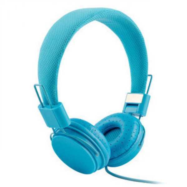 Toptan COLOR EP05 Kafa Bantlı Renkli Mikrofonlu Kulaklık Youtuber
