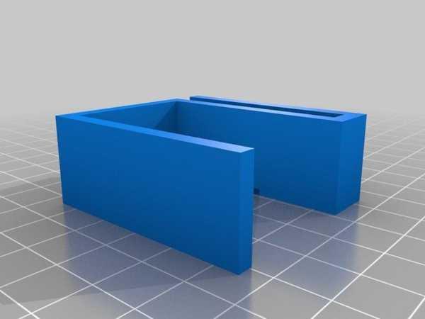 Özelleştirilebilir Z-Klip Plastik Aparat