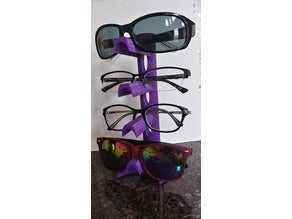 Masaüstü Gözlük Asma Standı Tutucu Gözlük Organizeri Askısı