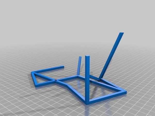 Anamorfik Optik Yanılsama 3D Küp Dekoratif Organik Plastikten