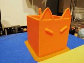 Kedi Saksı Hediyelik Süs Eşyası Aksesuar Dekoratif Biblo
