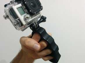 GoPro Knuckles Aksesuar El Tutma Aparatı Tutucu Aparat Asma Askı