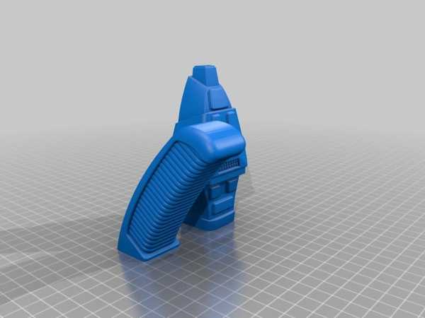 Phaser - Tip 2 - Döndürülmüş Plastik Aparat