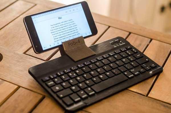 Bluetooth Klavye Iphone Android Akıllı Telefon Standı Organizer
