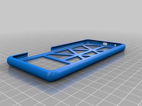 Huawei P Smart 2019 Slimline Tampon Kılıfı Plastik Aparat