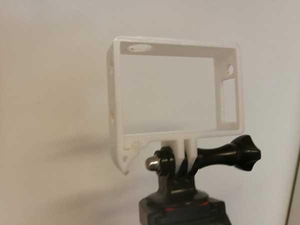 GoPro Hero Çerçevesi Dekoratif Aparat Aksesuarı Vida Hariç