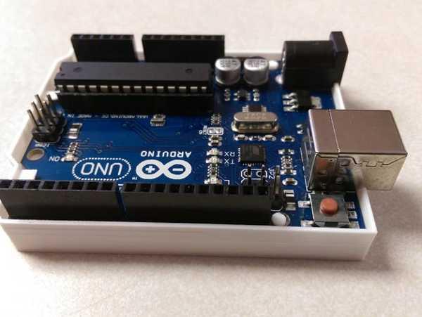 Arduino Uno Bumber Case Koruyucu Kutu R3