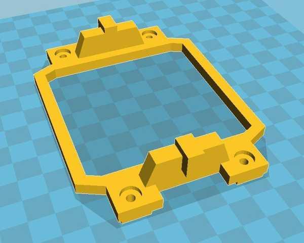 Amd Am2 + Cpu Destek / Soporte Cpu Am2 + Plastik Aparat