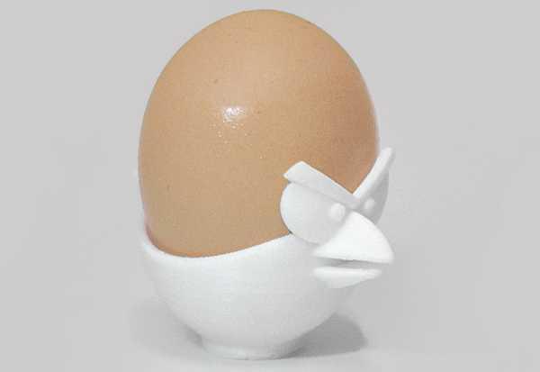Kızgın Kuş Yumurtası Yumurtalık Kasesi Çocuk Yemek Alışkanlığı