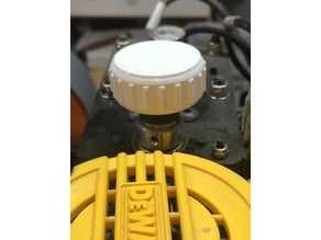 X-Carve Z Ekseni M6 Düğmesi (ACME) Tutucu Dekoratif Aparat