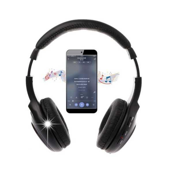 Kablosuz Bluetooth Wireless Cep Telefon Kulaklık Mikrofonlu