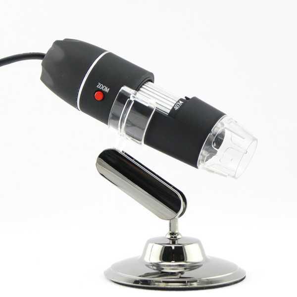 Dijital Microscope Analiz 2MP Büyütme 500x Zoom USB 2.0