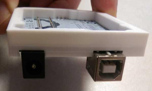 Toptan Arduino kendinden tutan kalın geçmeli tampon kılıfı Yuvası