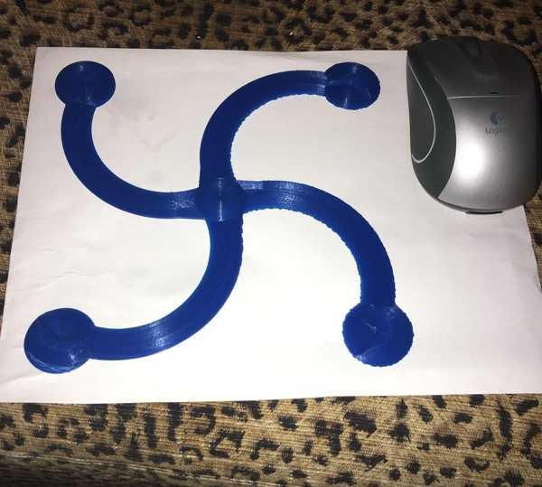 Yıldız Boomerang Plastik Aparat