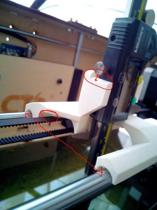 Rep için dijital kaliper yatağı tesviye cihazı (remix)