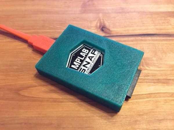 Yukari (Microchip Mplab Snap Muhafaza) Plastik Aparat