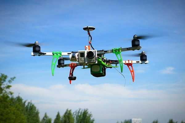 Quadcopter Helibri Hx-2 Plastik Aparat