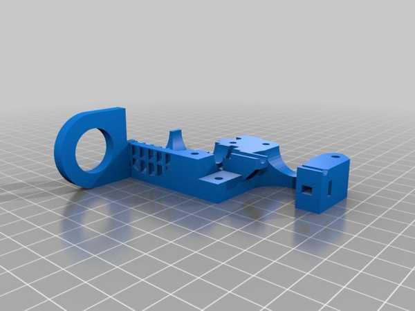 Toptan Prusa İ3 Artı Yatak Tesviye Sensörü Tutucu Plastik Aparat