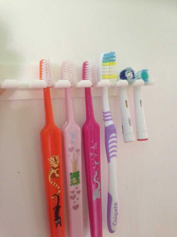 Diş fırçası tutucusu Banyo Organizeri Düzenleyici Koruyucu