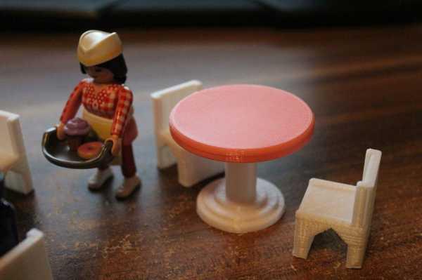 Playfab Serisi - Playmobil Uyumlu Oyuncaklar Plastik Aparat