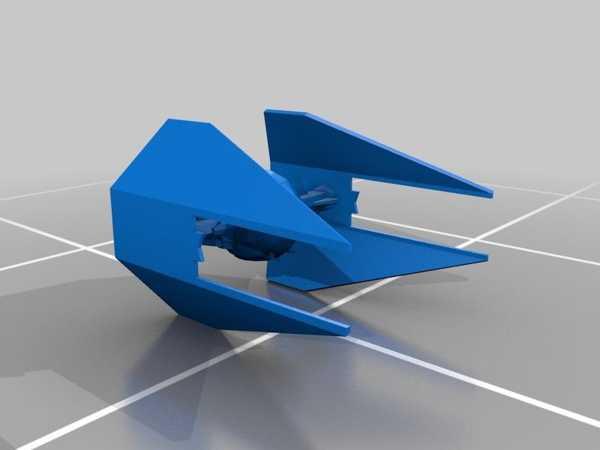 Toptan Sw İmparatorluk Kravat Interceptor Plastik Aparat