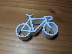 Bisiklet Figür Model Süs Eşyası Aksesuar Dekoratif Biblo Dekor