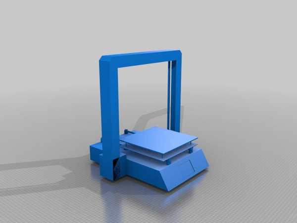 Anycubic T3 Mega Kukla Plastik Aparat