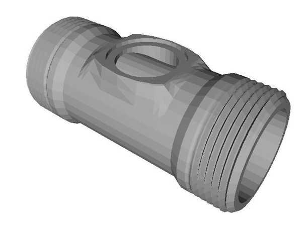 Borudaki bulanıklık sensörü için durum  Organik Plastikten
