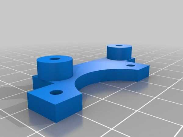 Toptan  Tom (Thhing-O-Matic) Maker Bot 2 Fan İle Titanyum Ekstruder Baş Yükseltme Plastik Aparat