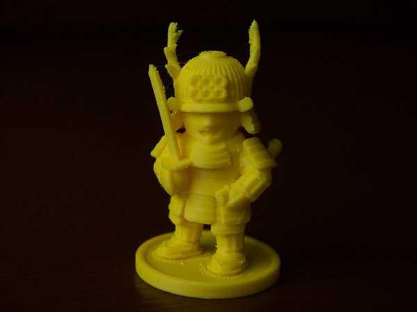 katana ile samuray  Biblo Dekoratif Hediyelik Süs Eşyası Maket
