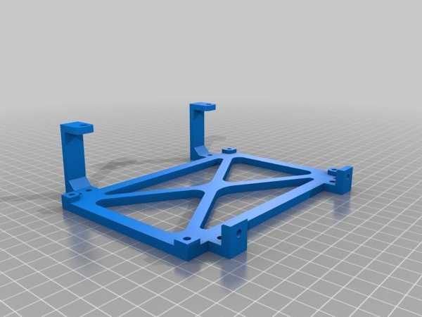 Mks Baz V1.3 Halter Plastik Aparat