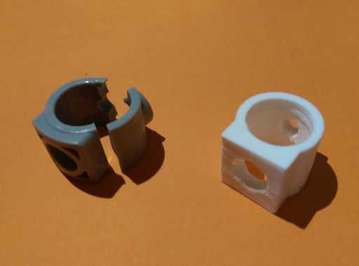 Vilmar IKEA - Bağlantı parçası, değiştirme Organik Plastik