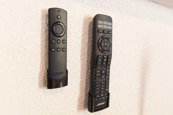 Fire Tv Uzaktan Kumanda Duvara Asma Aparatı Tutucu Vidasız